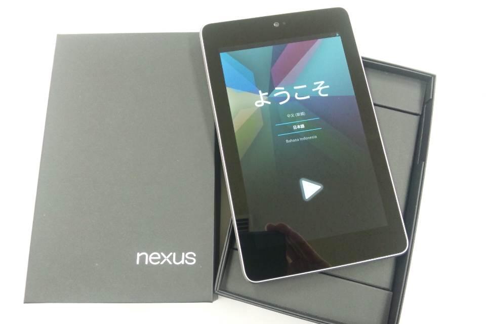 Nexus7入手