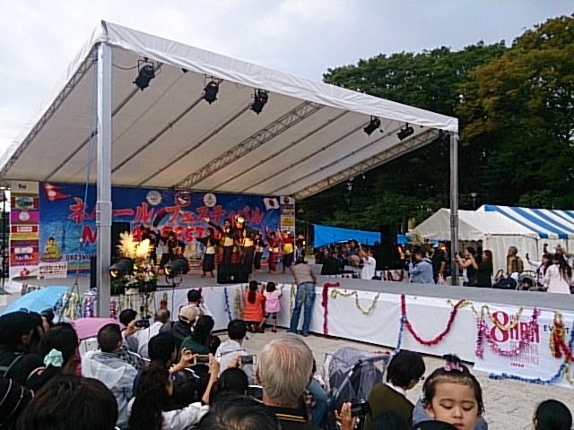 ネパールフェスティバル@上野公園